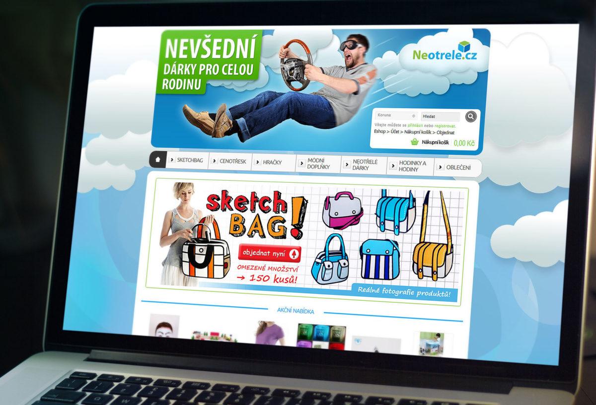 Neotrele.cz - Silic Média Creative