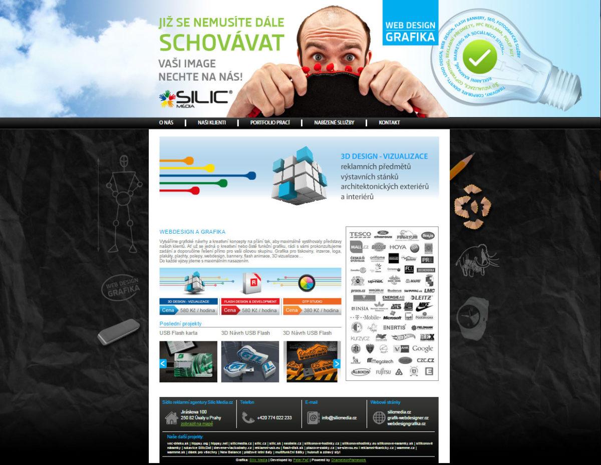 webdesigngrafika - Silic Média Creative