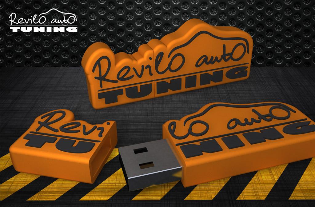 USB Flash - Silic Média Creative
