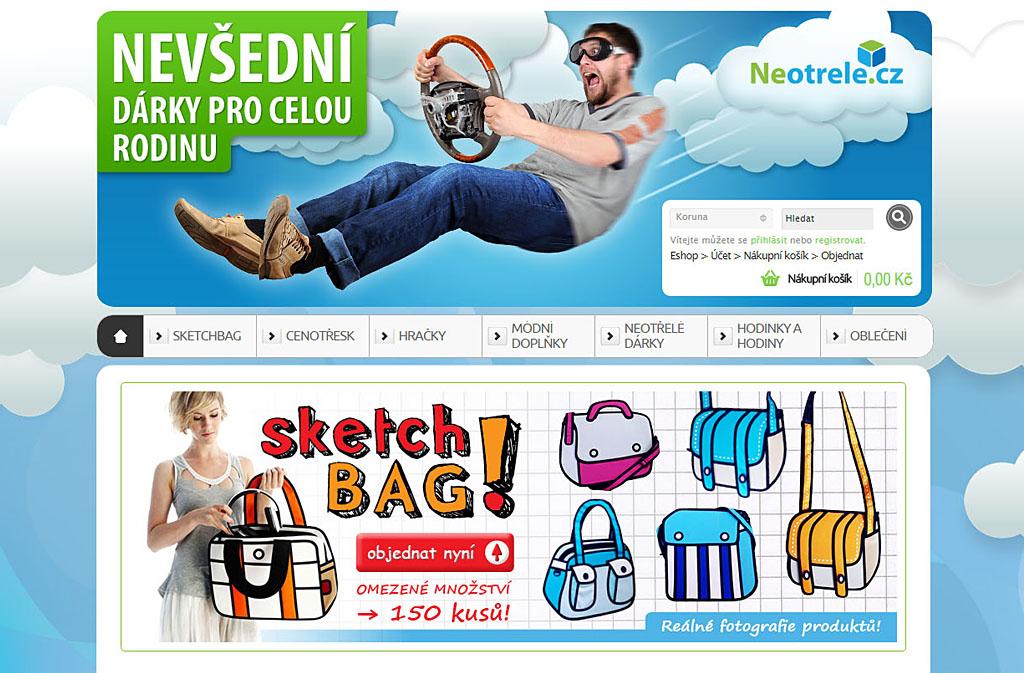 Neotřele - Silic Média Creative