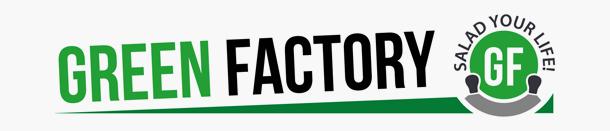 Silic Média Creative - logo Green Factory