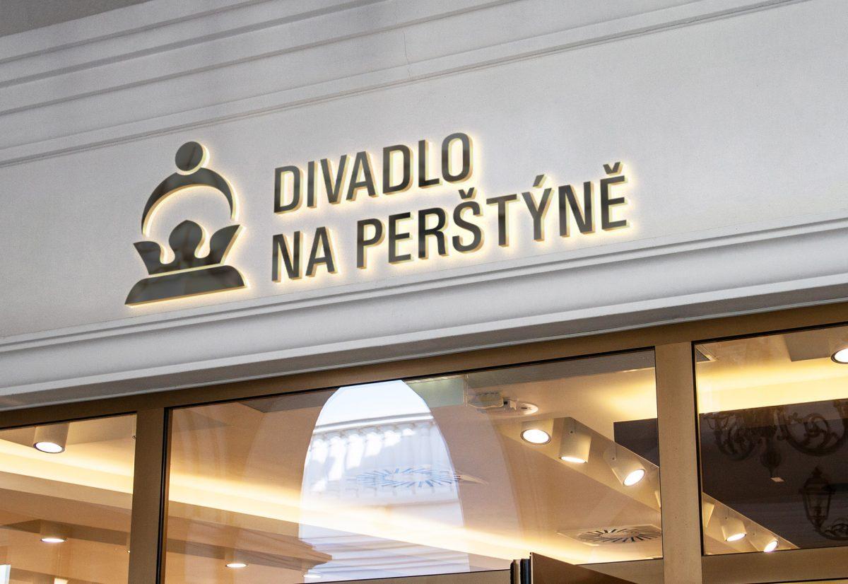 Logo Divadlo Na Perstyne