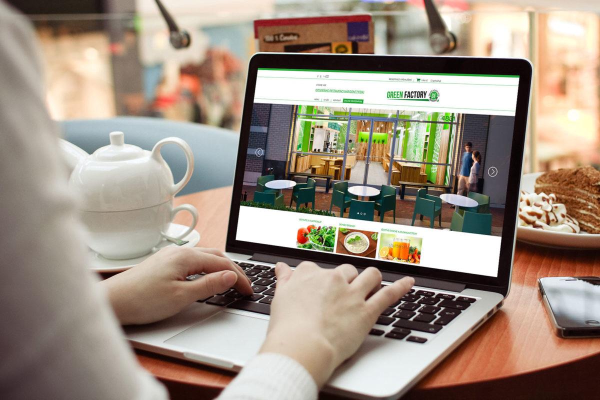 Green Factory - Silic Média Creative