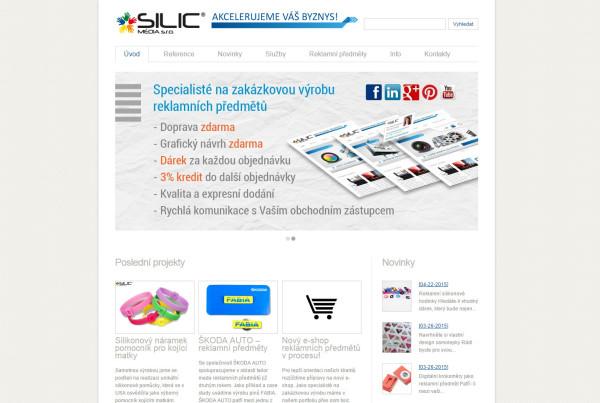 web Silic Média - Silic Média Creative
