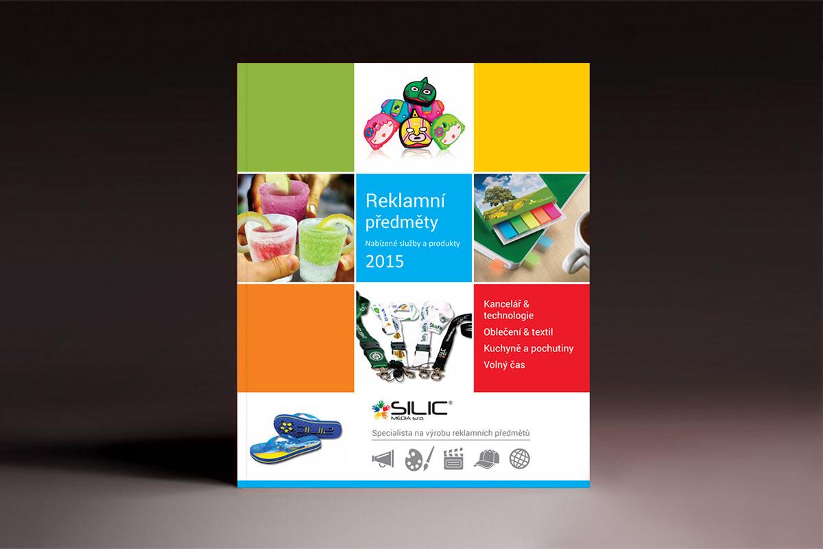 Silic Média Creative - Katalor reklamních předmětů - Vánoce 2015