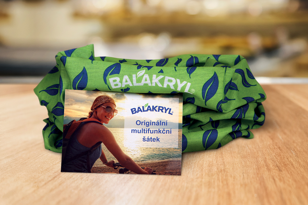 Silic Média - Kartička Balakryl