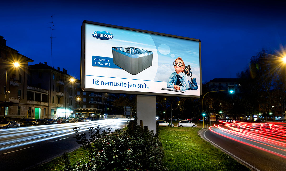 Silic Média Creative - Albixon, BB kampaň