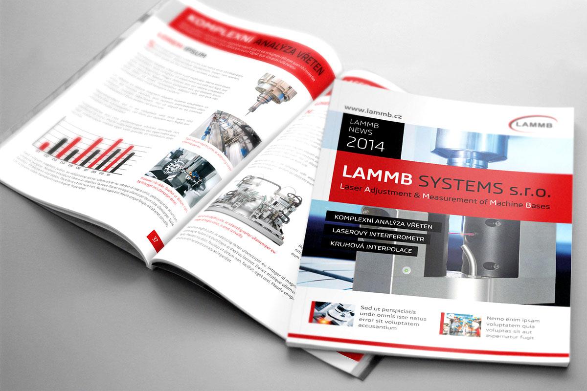 Silic Média Creative - Produktové listy LAMMB