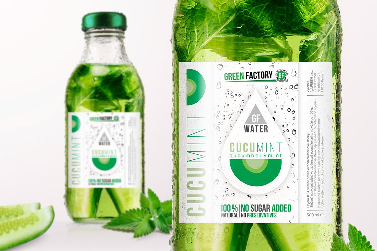 Silic Média Creative - Etikety Green Factory
