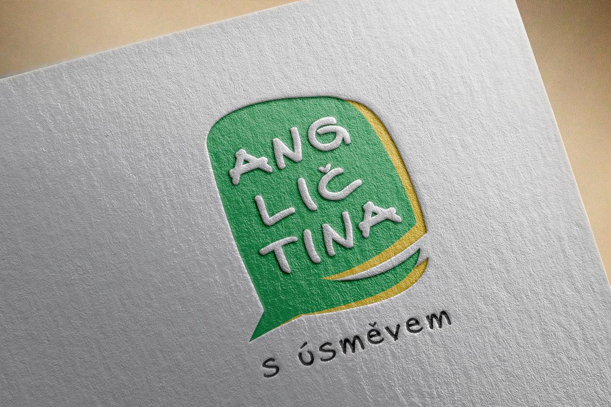 Silic Média Creative - logo Angličtina s úsměvem